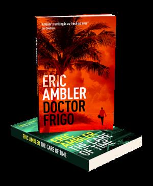 free book eric ambler dr frigo