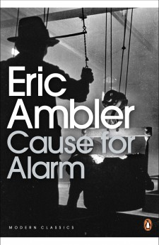 Cause for Alarm jacket image