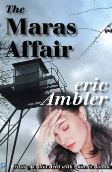 The Maras Affair jacket image