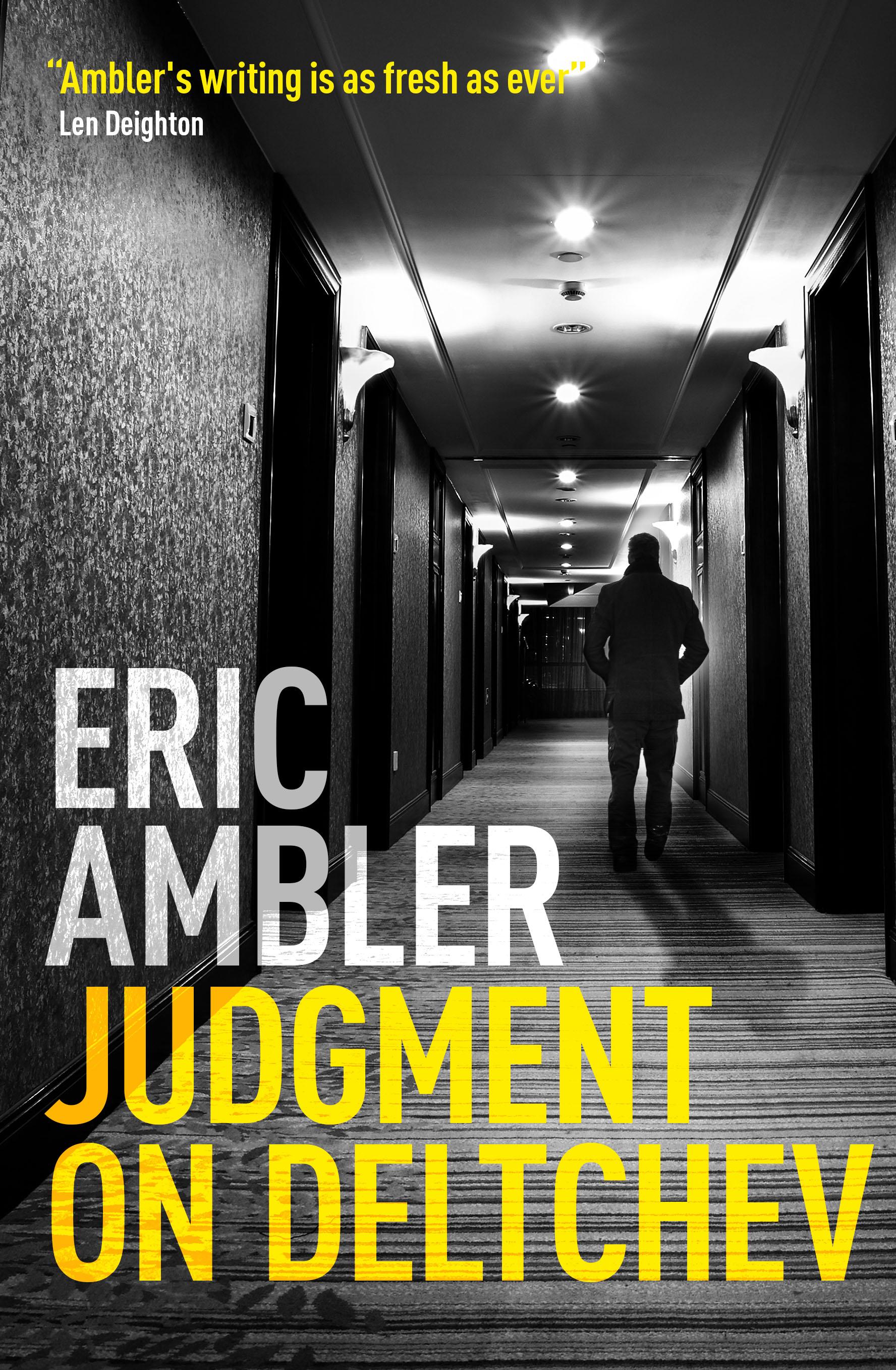 Order of Eric Ambler Books